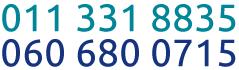 Pozovite nas 0113318835